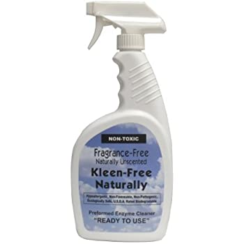 Amazon Com Kleen Free Naturally Preformed Enzyme Cleaner