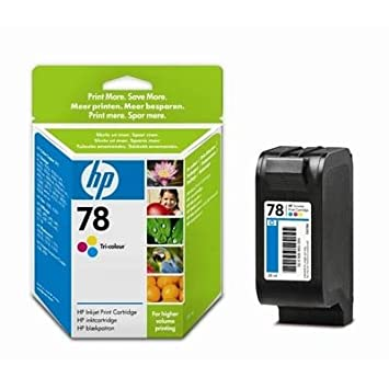 1 Original Cartucho de tinta para impresora HP Deskjet 1280 ...