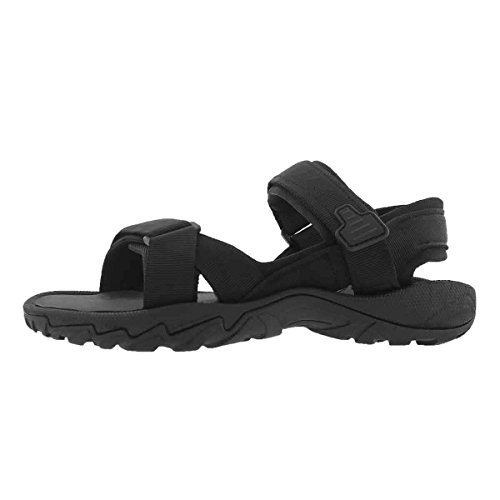 Sandalo Sportivo Softmoc Mens Liam Three Strap