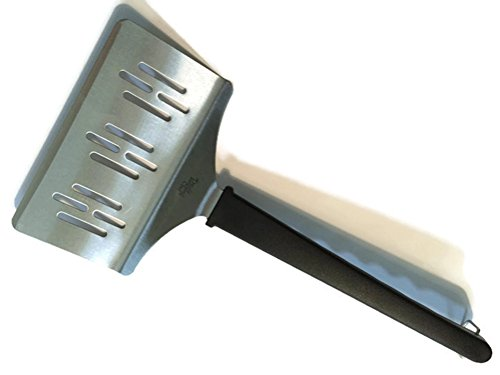 Oversized Spatula Stainless Steel Barbecue Tool Fish Turner Jumbo Wide Head Meat Grill Utensil by Pampered Chef