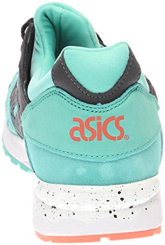 ASICS Men's Gel-Lyte V Turquoise/Black Ankle-High Running Shoe - 13M iLEgjsWOM
