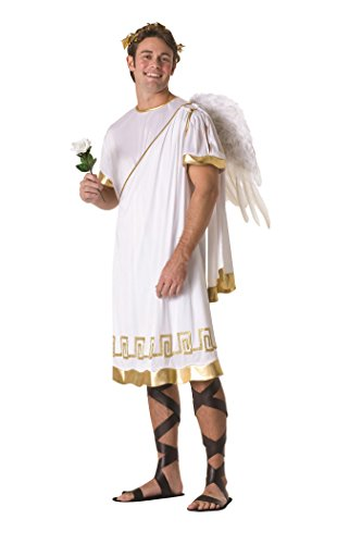 RG Costumes Men's Cupid, White/Gold, One Size]()
