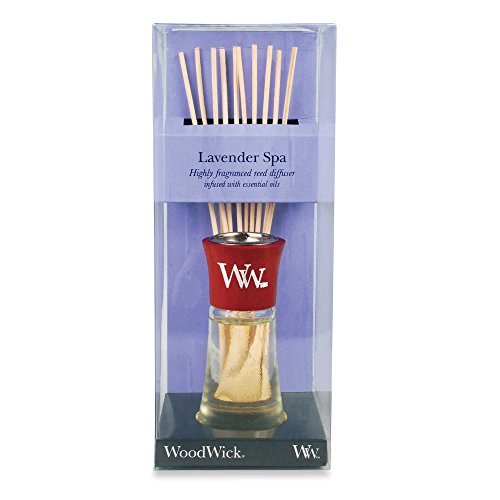 WoodWick Small Lavender Spa Reed Diffuser by WoodWick (Image #1)