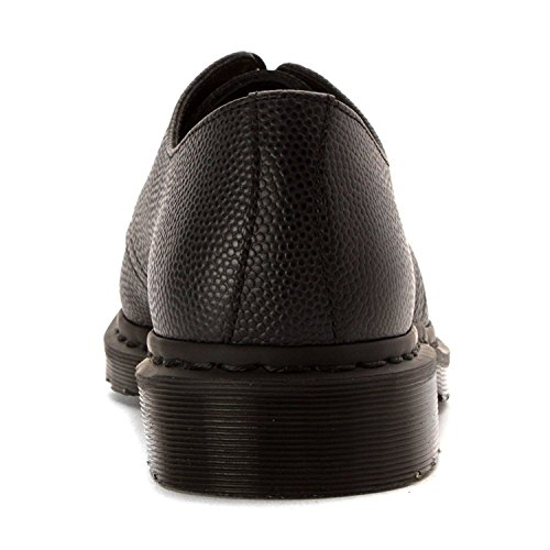 Dr. Martens Mens 1461 3 Eyelet Pebble Leather Shoes UK 6.5