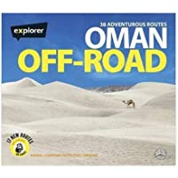 Oman off-road explorer by Explorer Publishing and Distribution - Paperback