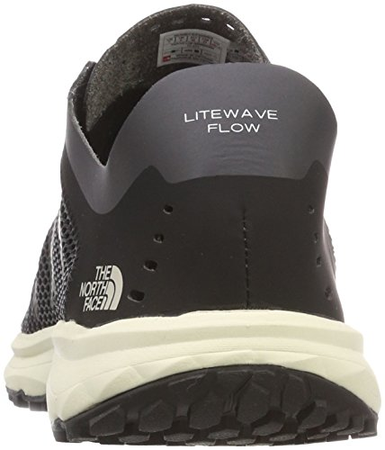 White North Mujer Negro Black tnf De vintage Flow Litewave W The Lace Face Zapatillas Lq6 Deporte Para SwqgZBT