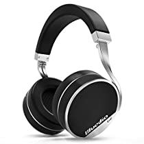 Bluedio Vinyl Plus Light Extravagance Wireless Bluetooth Headphones (White)