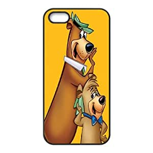 High Quality Phone Case For Apple Iphone 5 5S Cases -Yogi Bear Series-LiuWeiTing Store Case 7