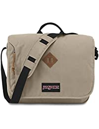 "Crosstalk 15"" Laptop Messenger Bag Desert Beige TZW19RU"