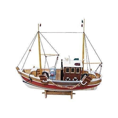 venta caliente Barca de Pesca, Pesca, Pesca, Zweimast Cortador de ,Modelismo,Modellbota  apresurado a ver
