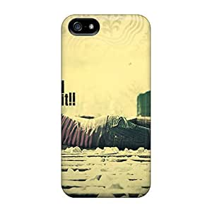 High Impact Dirt/shock Proof For SamSung Galaxy S3 Phone Case Cover (i Quit)