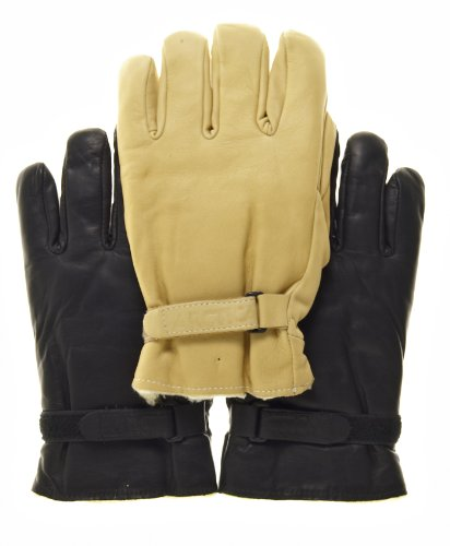 Raber Gloves Men's Artica Gloves Leather Gloves