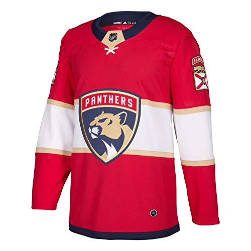Florida Panthers Adidas NHL Men's Climalite Authentic Team Hockey Jersey]()