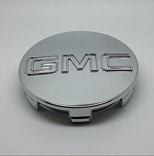 "4PCS GMC Center Caps Hub Caps Fit Sierra Denali Yukon 3.25/"" 83MM"