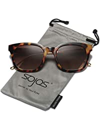 Classic Polarized Sunlgasses for Women Men Mirrored Lens SJ2050