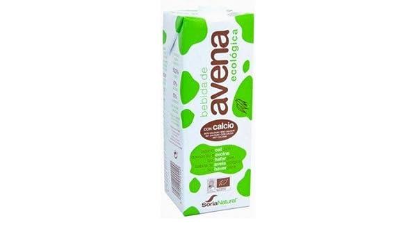Alecosor Pack Bebida De Avena Con Calcio Pack 3 X 1 Litro 100 ml ...
