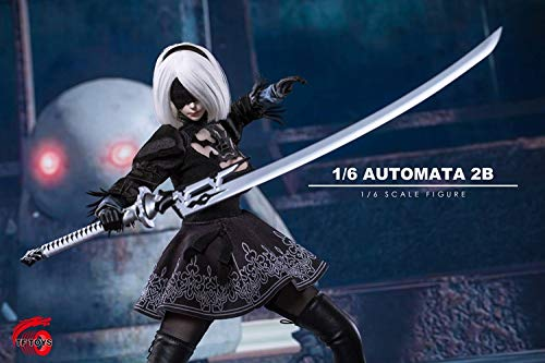 2 Type B Girl Clothing Sets No Body TF TOYS TF01 1//6 PS4 NieR:Automata YoRHa No
