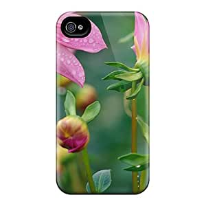 MdQ8659CPkR Flowers Fashion 6 Cases Covers For Iphone