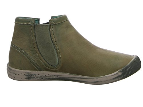 Softinos Donne Verde Verde Delle Stivali Verde qEwa71