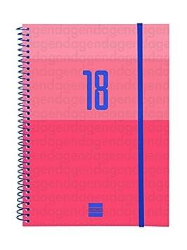 Cabero 948418 - Agenda semana vista, catalán, 15.5 x 21.5 cm ...