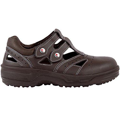 """Cofra 34940-002.W40 Chaussures de sécurité """"Monique S1"""" SRC Taille 40 Noir"""