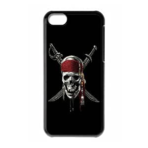 Generic Case Pirates of the Caribbean For iPhone 5C 456S4E8618