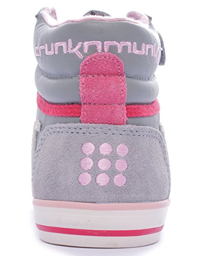 Drunknmunky Boston Vintage Girl 086 14AW mädchen, leder, sneaker high