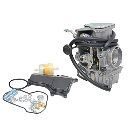 MagiDeal Carburador De 36 Mm Para Yamaha Yfm350 Warrior 350 Koaiak 350 Bw 350 Atv Quad