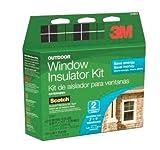 3m window insulator film - 3m Window Insulator Kit 62
