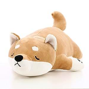 Cute Shiba - Dog Stuffed Plush Animal Dolls Toy Body Pillow