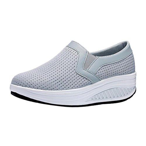 Filles Air Fitness Baskets Randonne Dgagement Course Femmes Compenses De Chaussures Plein Lgres Gymnase Pour Harrystore Sports Sport Pied 08x04qR