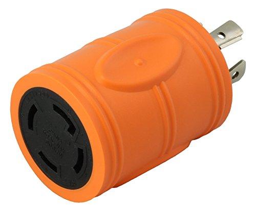AC Connectors ADL1420L1430-2PK 20 Amp/4 Prong 125/250V L1...