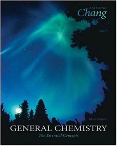 General chemistry the essential concepts raymond chang general chemistry the essential concepts 5th edition by raymond chang fandeluxe Images