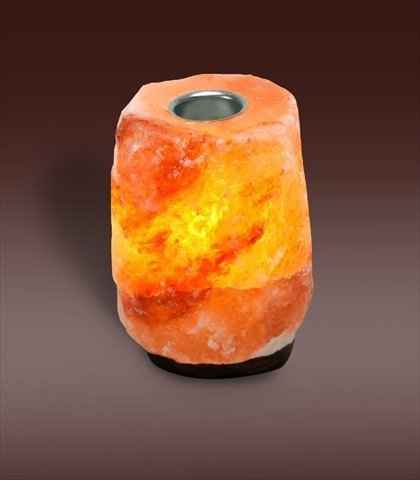 Evolution Salt Lamp Fire Bowl : ORGANIKthings just launched on Amazon USA - Marketplace Pulse