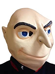 Máscara de Látex de Cabeza Completa de Felonious de la Película Mi Villano Favorito