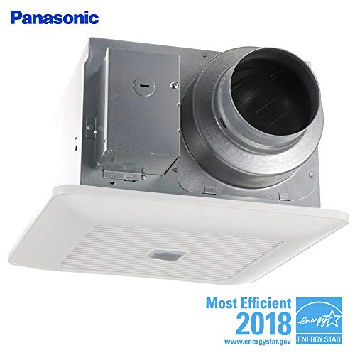 Panasonic FV-0511VQC1 Whisper Sense DC fan with dual sensor