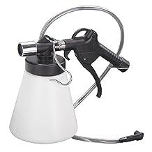SODIAL(R) Car Brake Clutch Bleeder Bleeding Fluid Kit Air Powered Pneumatic Vacuum Tool 1L