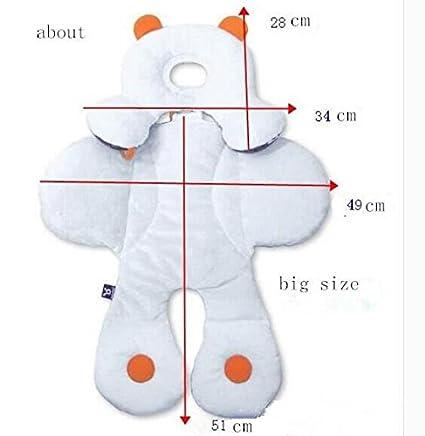 & # x1 F476; Reductor bebé recién nacidos capazo para silla de coche ...