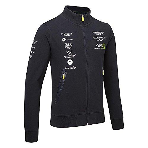Aston Martin Racing Team - Ferrari Embroidered Sweatshirt