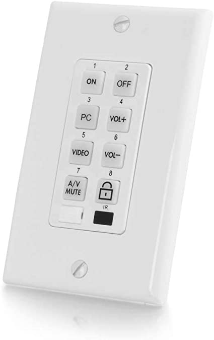 C2G TruLink A/V - Mando a Distancia (Audio, Pantalla de proyección ...