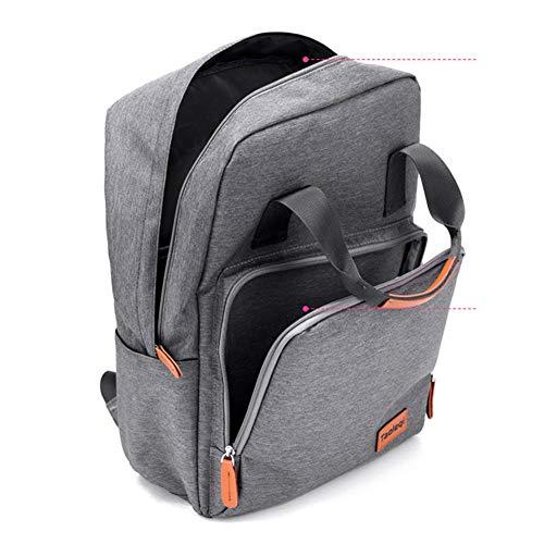 A Qinjli 16 Moda Bag Tracolla Borsa 29 Colorata 42cm Sport Studente Tela Zaino Computer ffqr57Aw