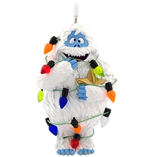 - Hallmark Bumble The Abominable Snowman from Rudolph The Red-Nosed Reindeer Christmas Ornament