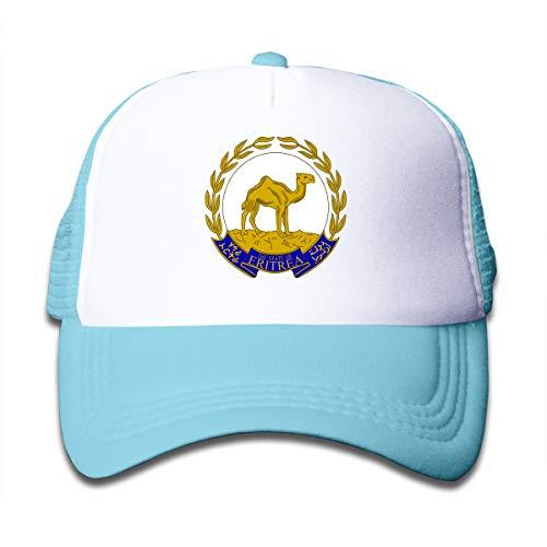 (Coat of Arms of Eritrea Children Baseball Cap Hats Sky)