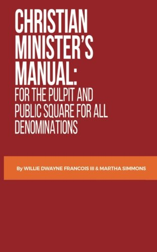 The 4 best christian ministers manual for the pulpit 2019