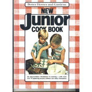 Better Homes and Gardens New Junior Cook ()