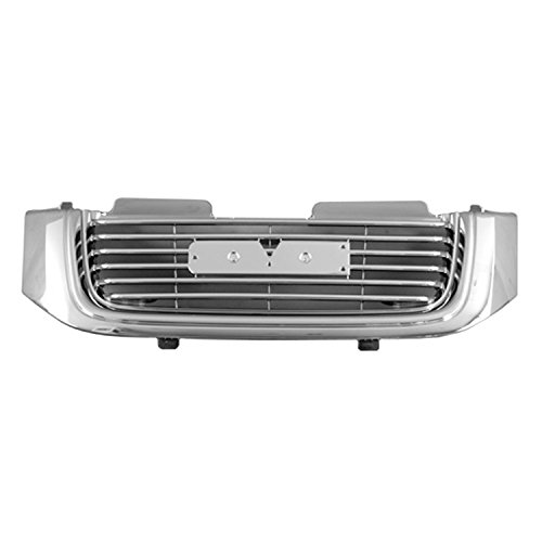 OE Replacement GMC S15 Jimmy/Envoy Grille Assembly (Partslink Number GM1200487)