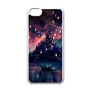 Disney Castle Unique Design Case for Iphone 5C, New Fashion Disney Castle Case