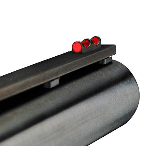 Vista de fibra óptica de cuentas largas TRUGLO 2.6mm rojo