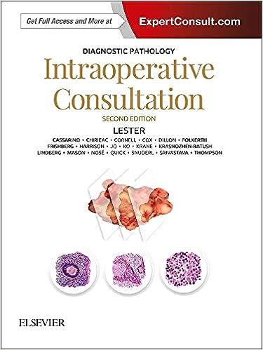 Diagnostic Pathology: Intraoperative Consultation E-Book, 2nd Edition - Original PDF