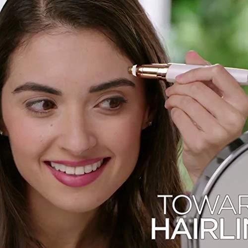 Flawless - Depiladora para cejas, cejas, afeitadoras ...